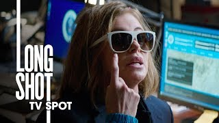 "Long Shot (2019 Movie) Official TV Spot ""Molly"" – Seth Rogen, Charlize Theron"