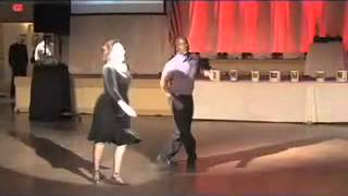 Bruce Perreault and Deb O'Donnell - Don't Stop the Party - Dancing with the Stars of Mentoring 2013