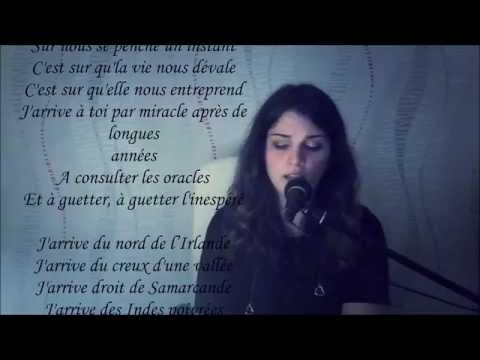 Carla Bruni - J'arrive à toi Piano Cover