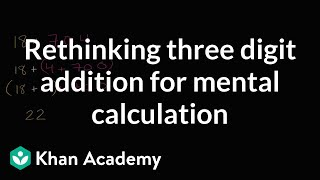 Solving 3-digit Addition In Your Head