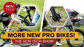 ဒစ်ဂျစ်တယ်အဝတ်အစား & အသစ် Pro ကိုစက်ဘီးအသစ်! | GCN Tech Show Ep ။ ၁၈၁