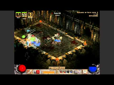 Gameplay de Diablo II: Complete Edition