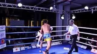 Проф бои по кикбоксингу К-1 (Гудков А. vs Алиев Р.) 07.09.2014