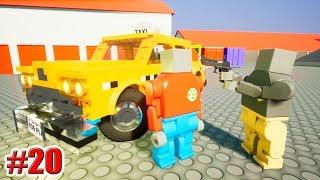 ПРИКЛЮЧЕНИЯ ШПИОНОВ!!! Brick Rigs (МОДЫ) #1 (20 серия)