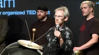 TEDxGotham 2011- Slavic Soul Party! - Balkan gypsy musical mashup