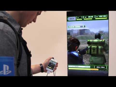 Metal Gear Solid Social Ops IOS