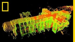Laser Scanning Reveals Cathedral's Mysteries | National Geographic