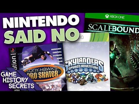 Big Games Nintendo Turned Down – Game History Secrets