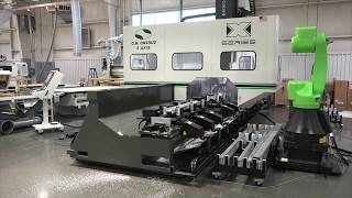 Large Format 5-Axis Machining by C.R. Onsrud