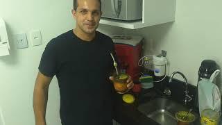 PREPARANDO UM CHIMARRÃO COM GAÚCHO DA GEMA RSRS ( André )
