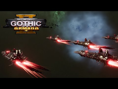 Thristing for Blood: Chaos Multiplayer; Battlefleet Gothic Armada 2
