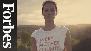 Christy Turlington's Fresh Perspective | Forbes