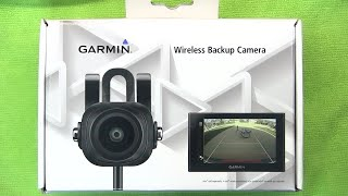 Tutorial For Garmin BC30 Wireless Backup Camera Includes Installation Guide & Usage With a Nuvi GPS
