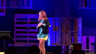 Christian Woman Inspiring Sermon