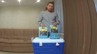 Емкости для хранения рыбы на рыбалке