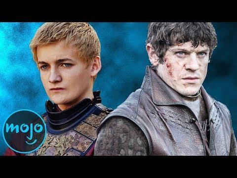 Joffrey Baratheon Vs Ramsay Bolton