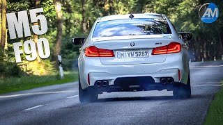 2018 BMW M5 F90 (600hp) - DRIVE & SOUND!