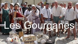 preview picture of video 'LES GOURGANES - Festival du chant de marin Paimpol 2013'