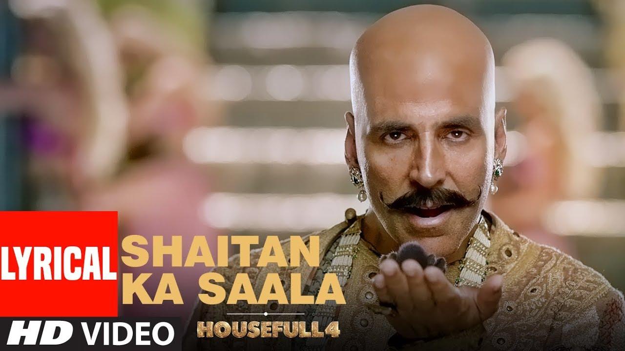 Shaitan Ka Saala Lyrics in Hindi  Sohail Sen, Vishal Dadlani Lyrics