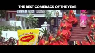 Come Back Of The Year Maggi