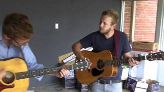 Fleet Foxes- Helplessness Blues (Cover)