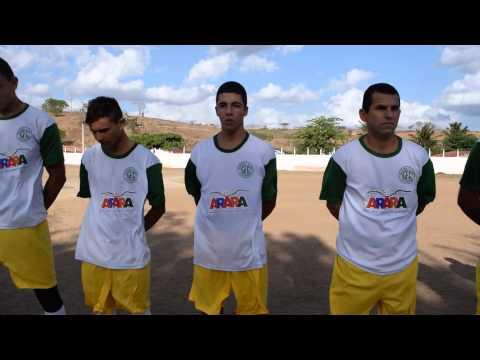 BELA VISTA CAMPEÃO 2014 EM ARARA -PB