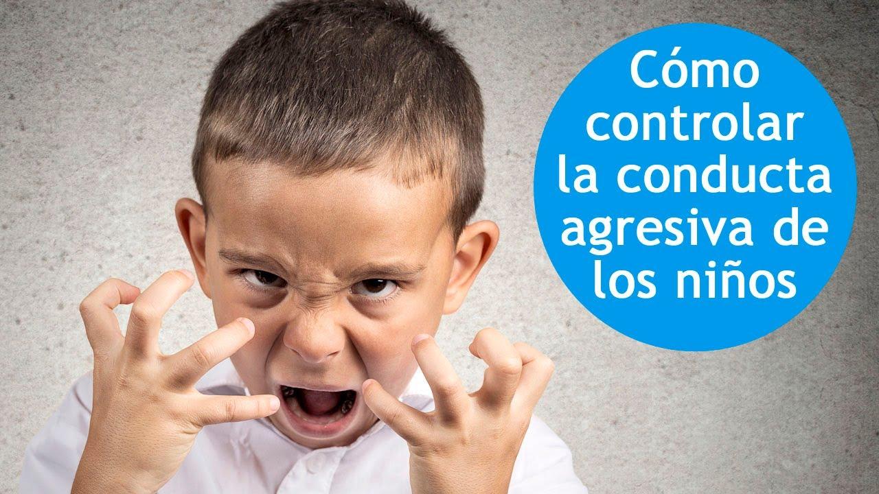 Agresividad infantil, ¿cómo controlarla?