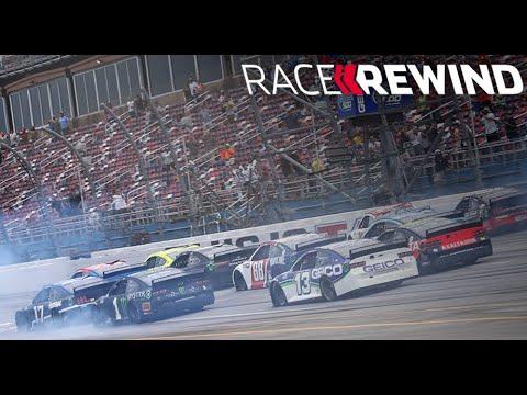 NASCAR CEICO 500(タラデガ・スーパースピードウェイ)15分ハイライト動画