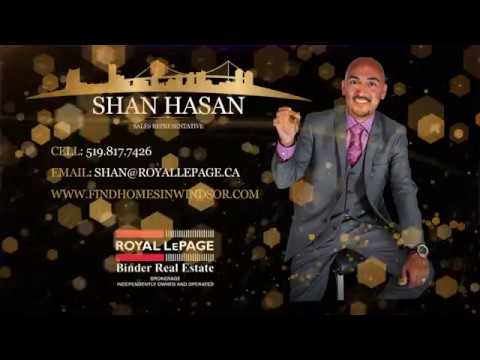 SOLD SOLD  783 COUNTY RD 2, LAKESHORE, ON - SHAN HASAN