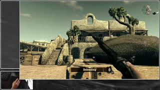 Call of Juarez: Bound in Blood #02