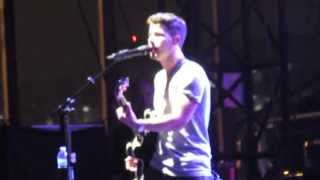 LIVE Jonas Brothers (@jonasbrothers) - Don't Say NEW SONG - Chicago OPENING NIGHT-7/10/13