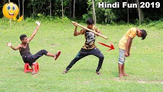 Indian New funny Video😄-😅Hindi Comedy Videos 2019-Episode-34--Indian Fun || ME Tv