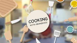 Cooking with Grandkids -  Episode 6 - Ice Cream