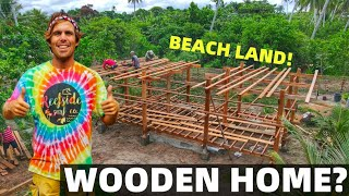 BecomingFilipino – PHILIPPINES BEACH LAND BUILDING – Our First Coastal Home Project (Davao, Mindanao)