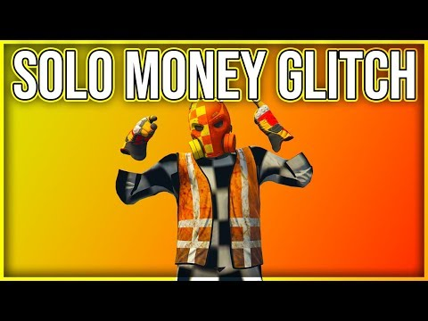 NEW EASY SOLO MONEY GLITCH WORKAROUND (XBOX1/PS4) GTA 5 ONLINE 1.46 UNLIMITED MONEY (XBOX 1 VERSION)