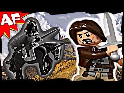 Vidéo LEGO Le Seigneur des Anneaux 9472 : L'attaque du Mont Venteux