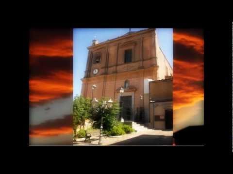 LE CAMPANE DELLA CHIESA, MARIA SS.DELLE GRAZIE   DI   ALIA