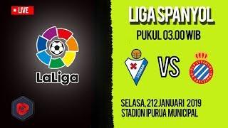 Jadwal Pertandingan dan Cara Live Streaming Eibar Vs Espanyol di HP via MAXStream beIN Sport