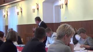 preview picture of video 'IV Sesja Rady Gminy Włoszakowice kadencji 2014-2018 (Część II)'