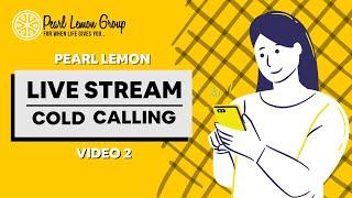 Pearl Lemon Sales - Video - 1