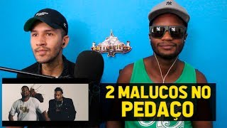 BACO EXU DO BLUES Ft. BK   FRESH PRINCE (Clipe Oficial) | REACT