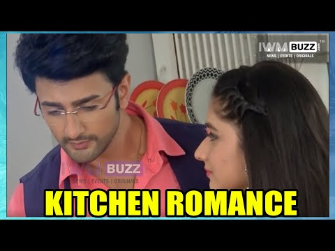 Guddan And Akshat's Kitchen Romance In Guddan Tumse Na Ho Paayega