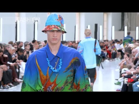 VALENTINO Spring Summer 2020 Menswear Paris - Fashion Channel