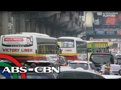 [ABS-CBN]  TV Patrol: Bahagi ng NLEX na dudugtong sa Manila Port, patapos na