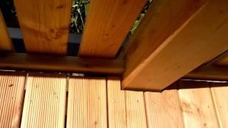 Holzgelander Balkon Selber Bauen Terrassengelander Balkongelander