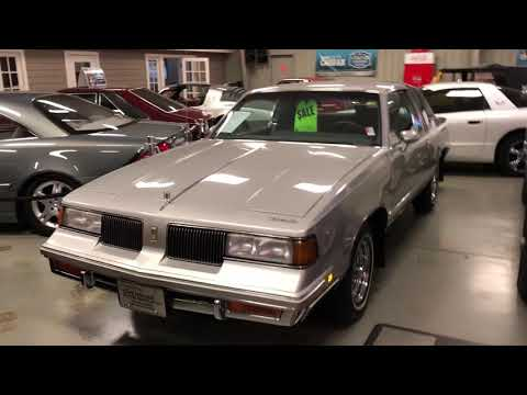 1988 Oldsmobile Cutlass Supreme Classic 5.0L 307 4BBL Cherokee Auto Group