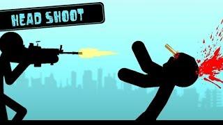 Stickman Destruction Free Walkthrough Part 5 / Android Gameplay HD