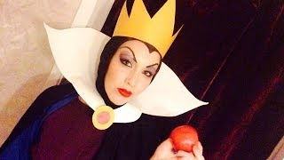 Disney's Evil Queen Makeup Tutorial