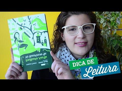 As Aventuras de Sargento Verde - Helena Gomes | Dica de leitura Vivendo Sentimentos