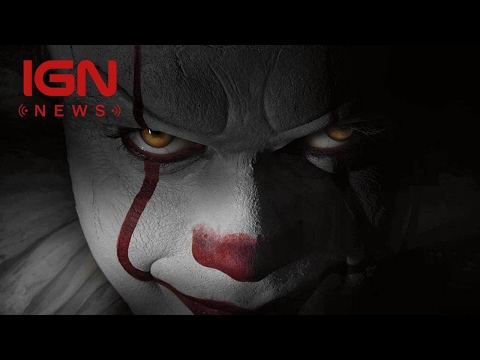 Pennywise Actor Made Child Actors Cry on the Set of It - IGN News | MTW